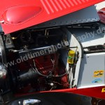 MG VA Tourer Motoransicht