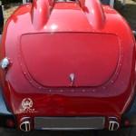 MG VA Tourer rear view