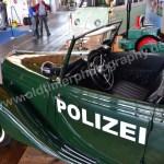 Mercedes-Benz 170 V Polizeiwagen auf der Klassikwelt Bodensee 2017