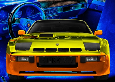 Porsche 924 Carrera GTS technische Daten