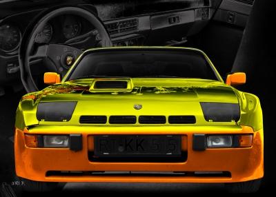 Porsche 924 Carrera GTS Le Mans