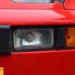 Porsche 924 Carrera GTS von 1981 Frontdetail