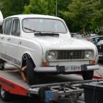 Renault 4 (1974−1978) aus Frankreich zur Klassikwelt Bodensee 2017