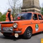 Simca Rallye 2 86 PS Baujahr 1975 Team Kongresskultur Bregenz