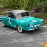 Skoda Felicia Baujahr 1961 Team Skoda Classic