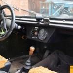 VW Buggy APAL Jet Interieur