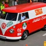 Volksagen T1 Baujahr 1964 Team Sonax Klassik