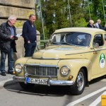 Volvo PV544 Baujahr 1964 Team B-M Marketing Felix Müller