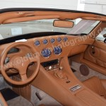 mann Roadster MF3 Interieur