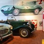 Austin Healey Typ100-6 BN4 von 1957 und MG TD