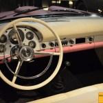 Ford Thunderbird Interieur