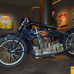 Henderson De Luxe mit Vierzylinder-Viertakt-Reihenmotor