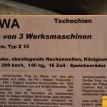 Jawa Typ Z15 500ccm technische Daten
