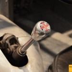 Lister Jaguar Schaltknauf