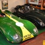 Lola Typ XI und Lotus Eleven Lola MK I