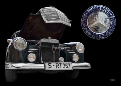 Mercedes-Benz 190 Db Ponton W 121 (1959-1961)
