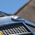 Mercedes-Benz 190 Db Ponton W 121 mit breiter Motorhaube mit Logo