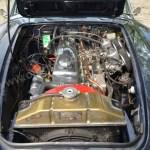 Austin-Healey 3000 Mk II Motorraum