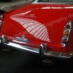 Ferrari 250 GT 2+2 Heckansicht