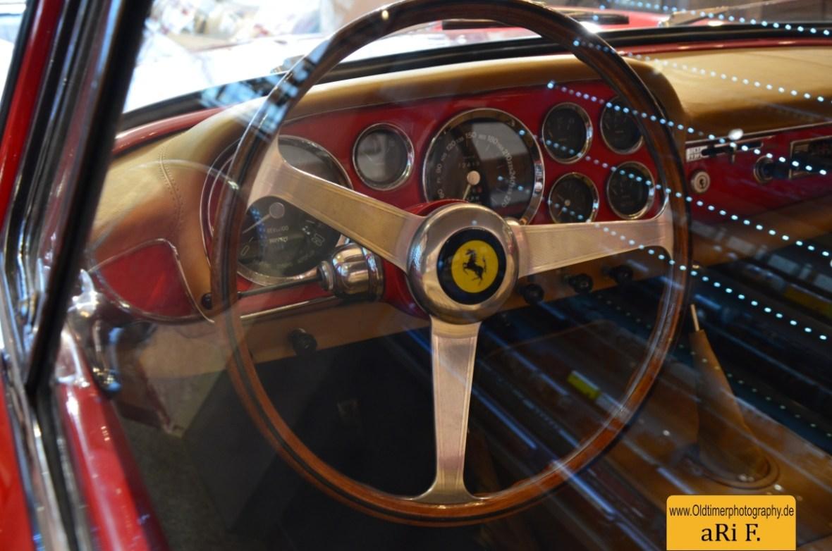 Ferrari 250 GT Coupé Interieur