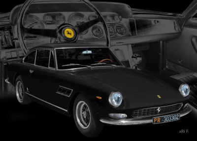 Ferrari 330 GT 2+2 Art Car