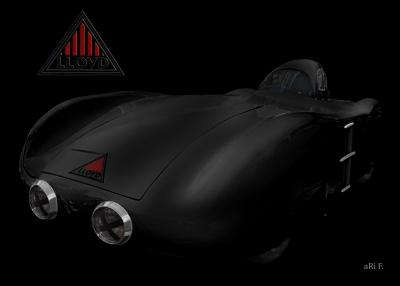 Lloyd Weisse Maus Weltrekordwagen 1954/1955