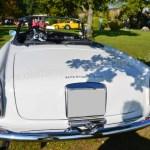Alfa Romeo 2600 Spider Heckansicht
