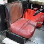 Beardmore Mk 7 Paramount Taxi Fahrersitz