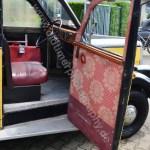 Beardmore Mk 7 Paramount Taxi Fahrertür
