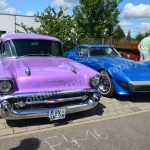 Chevrolet Bel Air und Corvette C3