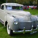 Chrysler New Yorker Coupe von 1940