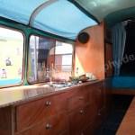 Kässbohrer Setra S6 Innenraum mit reichlich Platz