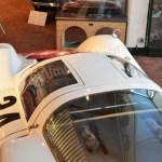 Porsche 906 Motoransicht