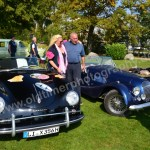 Posing mit Porsche 356 Cabriolet