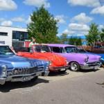 US Classic Cars und VW Käfer beim Hyymer Museumsfest 2017