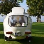 Wohnwagen Fathi Typ Windspiel von 1962