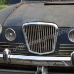 Wolseley 18/85 Kühlergrill leider ohne Logo