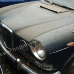 Wolseley 18/85 Mk 2 Frontansicht Detail