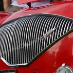 Austin-Healey 100M Kühlergrill