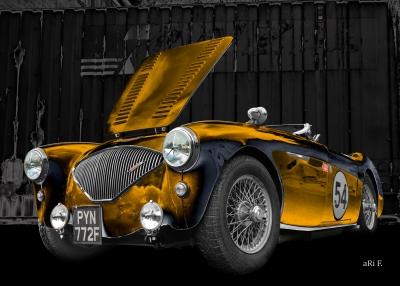 Austin-Healey 100M Mille Miglia