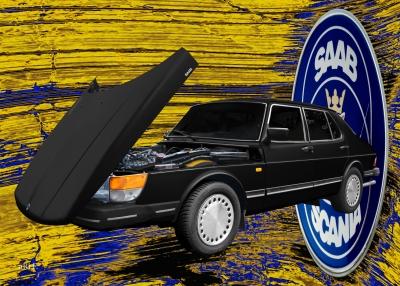 Saab 900 Limousine Classic Car for sale
