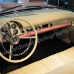 Ford Thunderbird 1957 Interieur