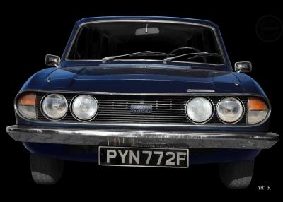 Triumph 2.5 PI Mk2 Estate for sale?