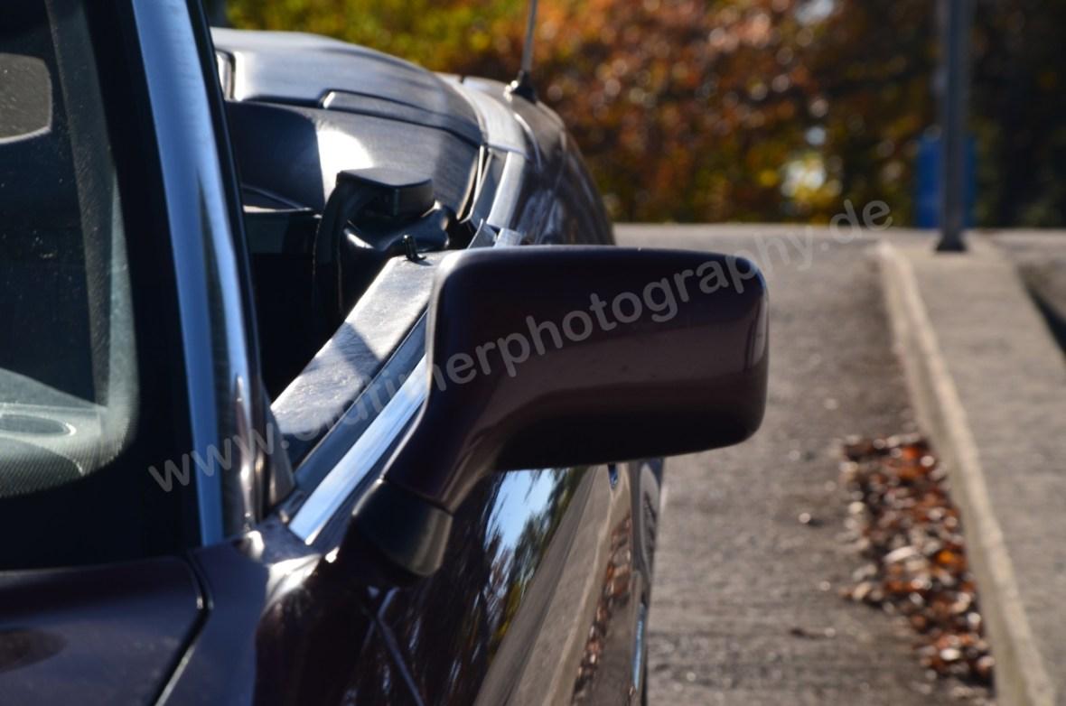 Audi 80 Cabrio Aussenspiegel