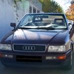 Audi 80 Cabrio Frontansicht
