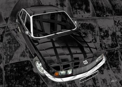 NSU R0 80 Art Car