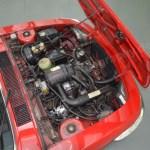 NSU Ro 80 Motorraum Baujahr 1972