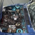 NSU Ro 80 Motorraum Baujahr 1975