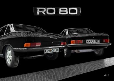 NSU Ro 80 zu verkaufen