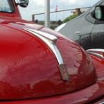 Fiat-NSU Topolino mit Motorhaube mit Logo FIAT-NSU